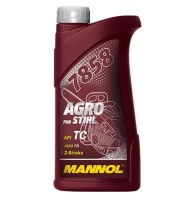 Моторное масло MANNOL 7858 AGRO for STLIHL