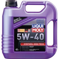 Моторное масло Liqui Moly Synthoil High Tech 5W-40