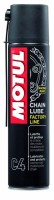 Смазка для цепи MOTUL C4 Chain Lube Factory Line
